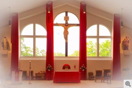 2015 Sacred Heart Church Penticost